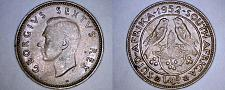 Buy 1952 South African 1/4 Penny (Farthing) World Coin - South Africa