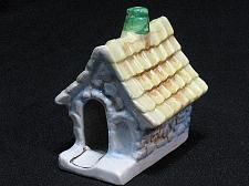 Buy Porcelain House Smoker Figural Ashtray Snuffer Vintage Japan