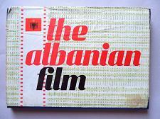 Buy The Albanian Film 1947 - 1977 (Filmi Shqiptar). Illustrated book from Albania.