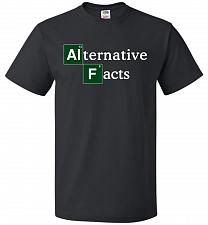 Buy Alternative Chemical Symbol Unisex T-Shirt Pop Culture Graphic Tee (L/Black) Humor Fu