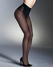 Buy Lot of 2 Maidenform Sexy Shaping Tummy Flattener Hosiery #0B996