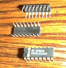 Buy Lot of 25: National Semiconductor DS26LS33ACN