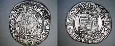 Buy 1568-KB Hungary 1 Denar World Silver Coin - Madonna with Child - Maximilian II