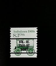 Buy 1985 8.3c Ambulance, Coil Scott 2128a Mint F/VF NH
