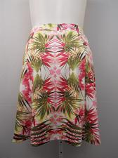 Buy Women Skirt INC Tropical Elastic Waist Above Knee Stretch Knit PLUS SIZE 1X