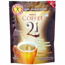 Buy Naturegift Coffee 21 With L-Carnitine Diet and Weight Loss Formula 5 Sachets