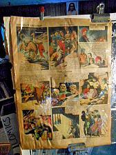 Buy Flash Gordon Sun., Feb. 13, 1938 ALEX RAYMOND Newspaper Strips Jungle Jim COMICS