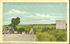 Buy MAGNETIC HILL MONCTON POSTCARD NEW BRUNSWICK CANADA