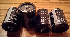 Buy Lots of 4: Nichicon LLQ2G681 MHSC 680uF 400V Alum Electro Snap In Caps FREE Shipping