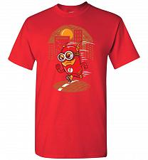 Buy Flash Minion Unisex T-Shirt Pop Culture Graphic Tee (4XL/Red) Humor Funny Nerdy Geeky