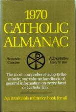 Buy 1970 CATHOLIC ALMANAC :: HB w/ DJ :: FREE Shipping