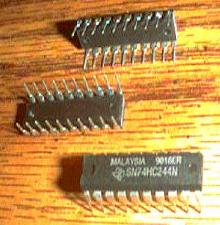 Buy Lot of 20: Texas Instruments SN74HC244N