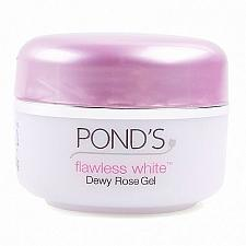 Buy Pond's Flawless White Skin Whitening Dewy Rose Gel 10 grams