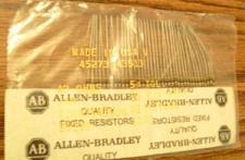 Buy 39: Allen Bradley RCR07G430JR : 1/4W 43 Ohm Resistors