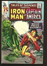 Buy Tales of Suspense #71 Iron Man Capt. America 1965 Kirby Stan Lee Heck Wally Wood