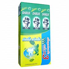 Buy Darlie Double Action Toothpaste Two Mint Powers 160 grams Pack of 3