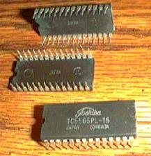 Buy Lot of 5: Toshiba TC5565PL-15