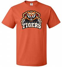 Buy Walking Dead Kingdom Tigers Sports Parody Adult Unisex T-Shirt Pop Culture Graphic Te