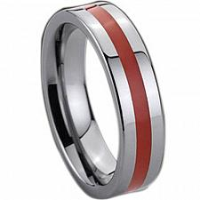 Buy coi Jewelry Tungsten Carbide Ring-TG137(US7.5)