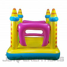 Buy Inflatable Portable Bounce House Birthday Party Indoor Outdoor Summer clearance