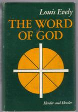 Buy THE WORD OF GOD Homilies by Louis Evely : 1967 HB w/ DJ :: FREE Shipping