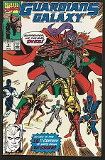 Buy Guardians of the Galaxy #2 Marvel Comics 1990 VF+ 1st series & print