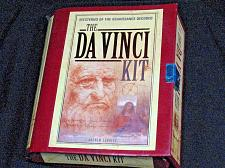 Buy The Da Vinci Kit Mysteries of the Renaissance Decoded New but DAMAGED BOX