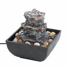 Buy *17765U - Rock Tower Tabletop Tranquility Water Fountain