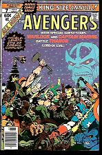 Buy Avengers Annual #7 Jim Starlin DEATH OF WARLOCK Guardians of the Galaxy THANOS