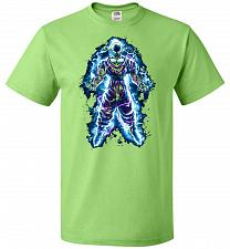 Buy Piccolo Unisex T-Shirt Pop Culture Graphic Tee (L/Kiwi) Humor Funny Nerdy Geeky Shirt