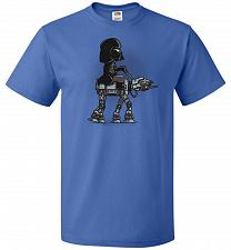 Buy Dark Walker Unisex T-Shirt Pop Culture Graphic Tee (L/Royal) Humor Funny Nerdy Geeky