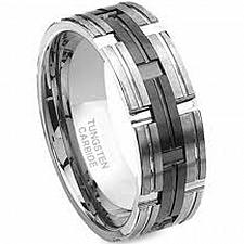 Buy coi Jewelry Tungsten Carbide Ring-TG2158(US12)