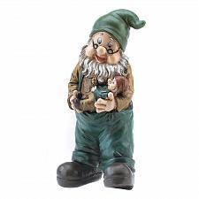Buy 39693U - Grandpa Garden Gnome Figure Garden Statue Yard Art