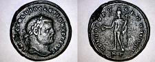 Buy 284-305AD Roman Imperial Diocletian AE Follis Coin - Cyzicus Mint - RIC-10a