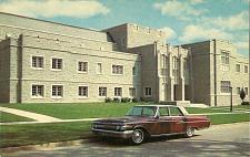 Buy University of Western Ontario London Spencer Niblett Law Postcard Old Car