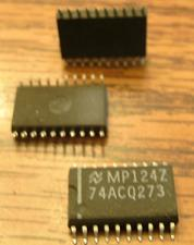 Buy Lot of 10: National Semiconductor 74ACQ273