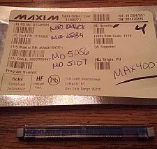 Buy Lot of 4: Maxim MAX3140CEI+
