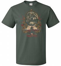 Buy The Vampire's Killer Unisex T-Shirt Pop Culture Graphic Tee (M/Forest Green) Humor Fu