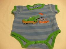 Buy Baby Romper 0-3 Months 100% Cotton Carters Watch The Wear