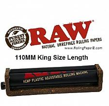 Buy RAW®Hemp Ecoplastic Roller 110mm Adjustable Rolling Machine for King Size Papers