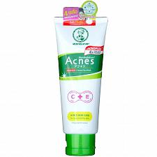 Buy Mentholatum Acnes Antibacterial Creamy Face Wash Cleanser Foam 100 grams