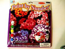 "Buy Creative Kids Activity PAINT BY NUMBER Set - ""Flower"" - New!"