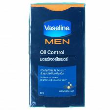 Buy Vaseline Men Oil Control Moisturizer Instantly Visible Skin Whitening 50 grams