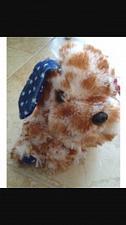 Buy adorable patriotic puppy stuffed animal