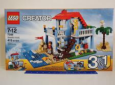 Buy Lego Creator 3 in 1 Seaside House (7346) Complete w/ Instructions & box