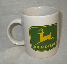 Buy G108 John Deere Green Yellow Logo Coffee Cup 11 oz Mug Licensed Product Gibson