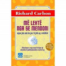 Buy Books by Richard Carlson. From Albania. (You can choose)
