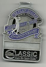 Buy Golf Bag Tag Plain Dealer North Coast Junior Tour Club Fob Classic VTG