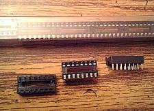 Buy Lot of 20: AMP 390261-4 IC Sockets