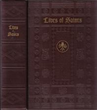 Buy LIVES OF SAINTS w/ excerpts from their writings 1954 HB :: FREE Shipping